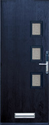 3 Square Composite Door