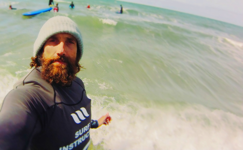 Nick Thorn - Woolacombe - Surf School