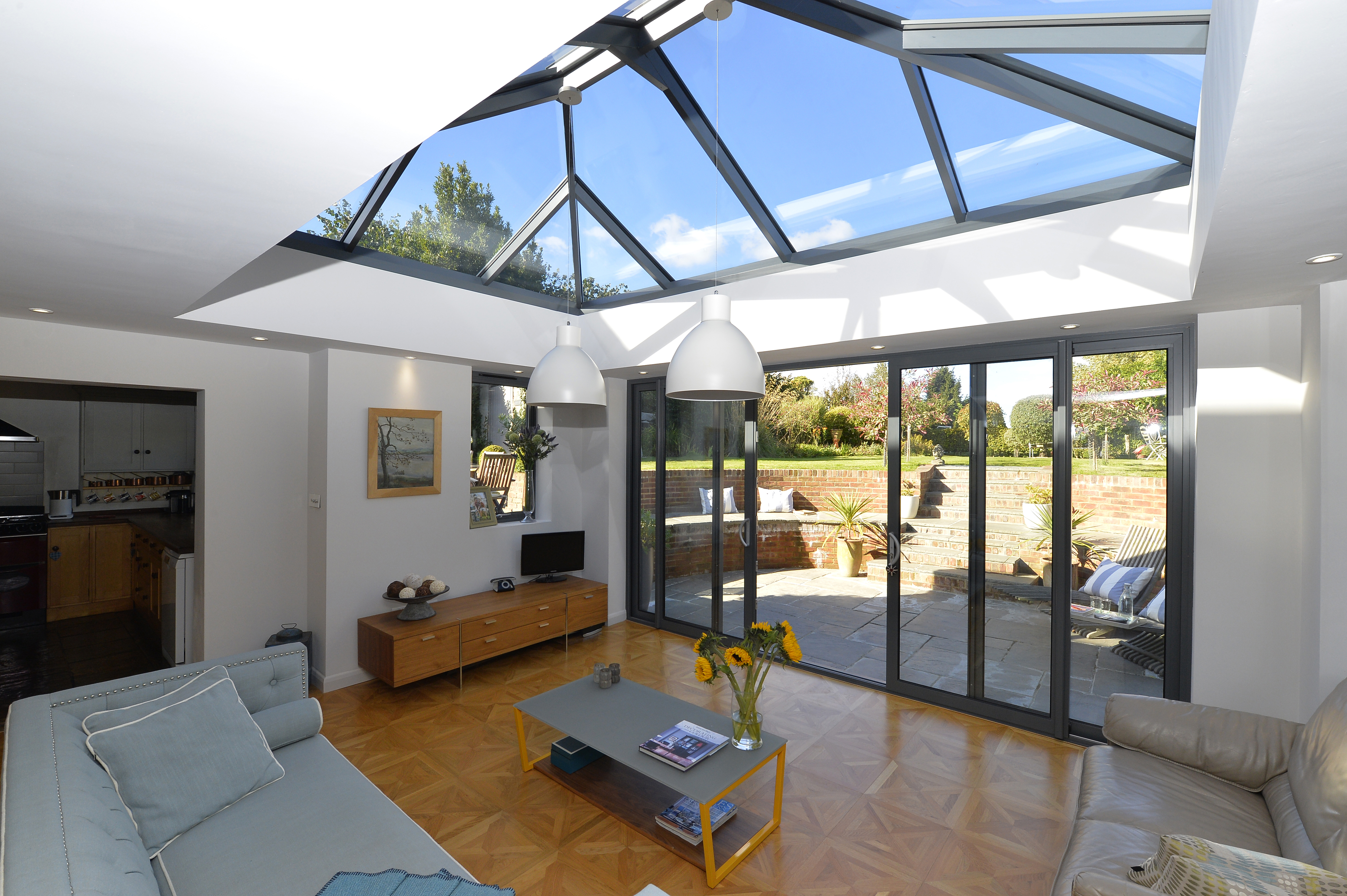 Lantern Roofing Systems With The Best Thermal Efficiency