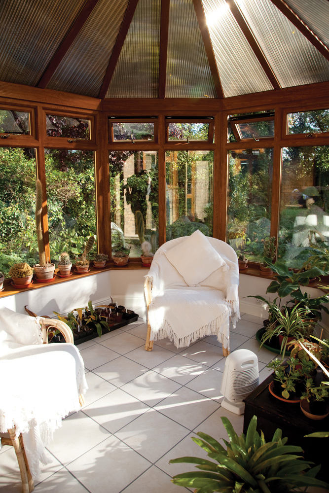 Combination Conservatories For Design Flexibility From
