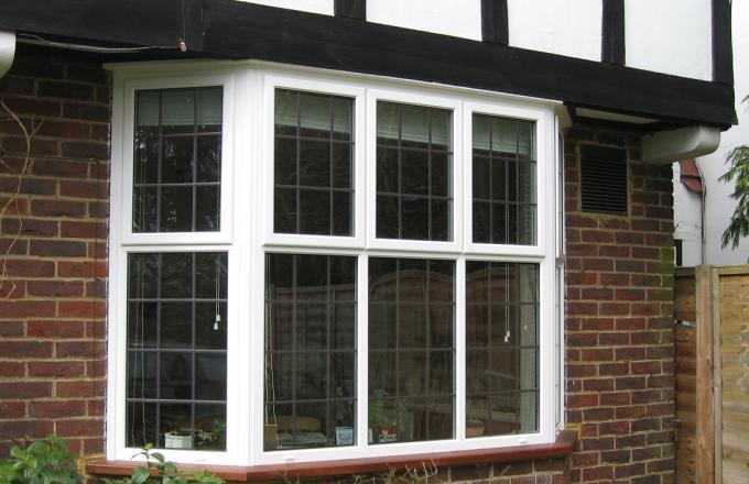 Bay windows from Woodstock