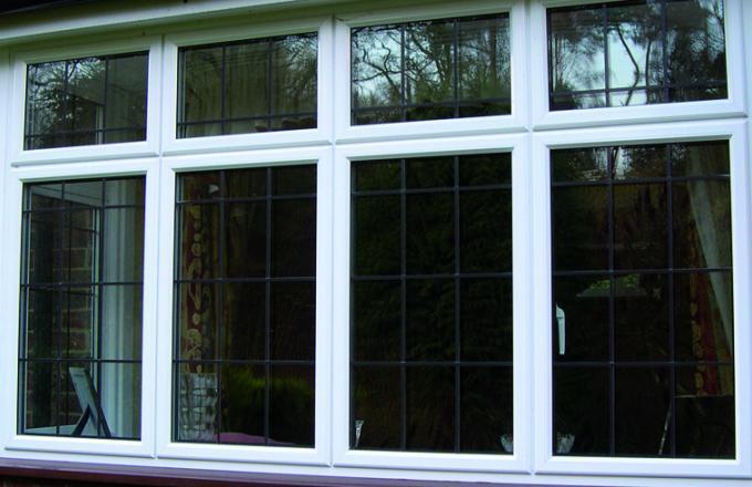 PVCu Windows from Woodstock