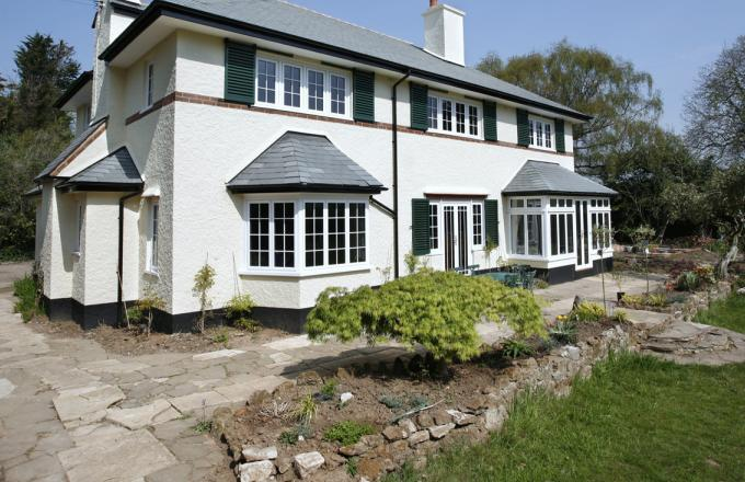 PVCu Windows from Woodstock
