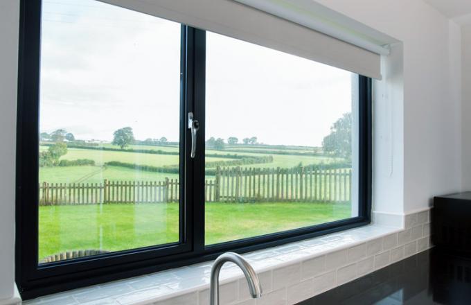 aluminium windows from woodstock