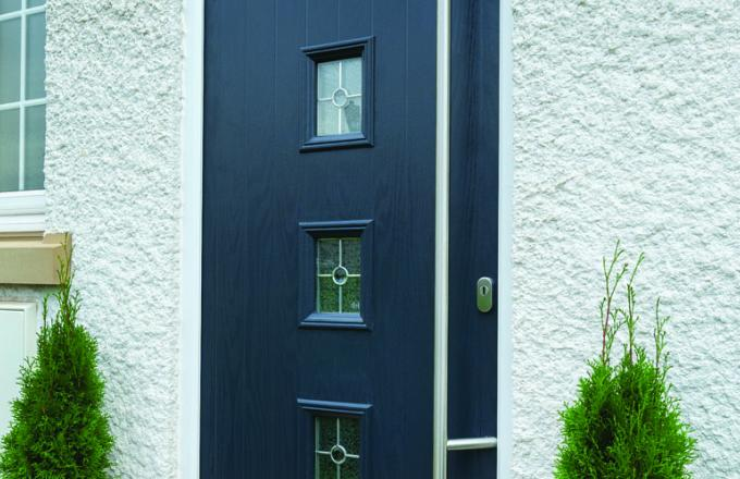 Composite  doors from Woodstock