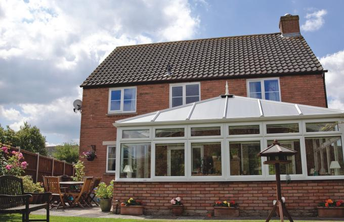 Period styled designed conservatories