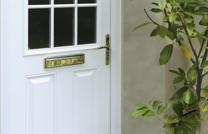 uPVC doors from Woodstock