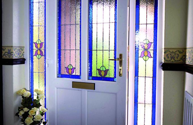 PVCu residential doors from Woodstock