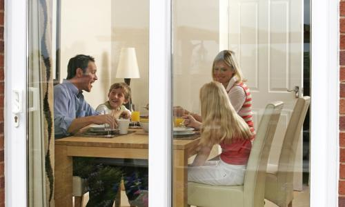 simple frnech patio doors