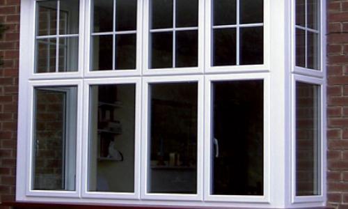 Woodstock casement windows
