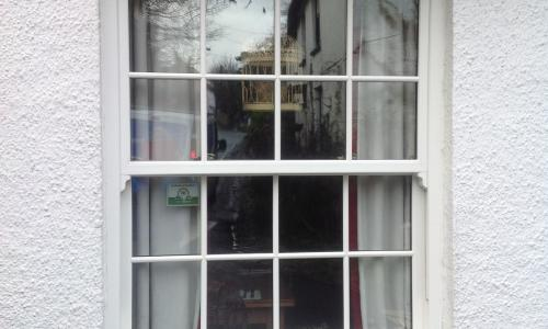 Traditional sash window styles for Devon cottages