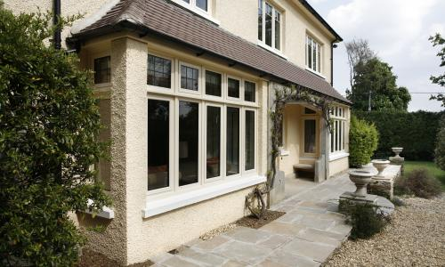 Woodstock casement windows