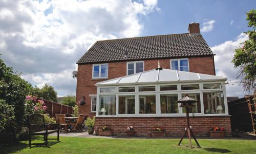aluminium conservatories in North Devon