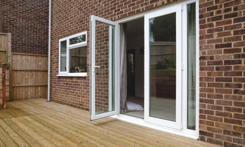 Woodstock french patio doors