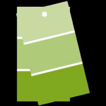 A range of colours for sash windows