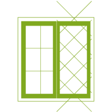 Casement window options
