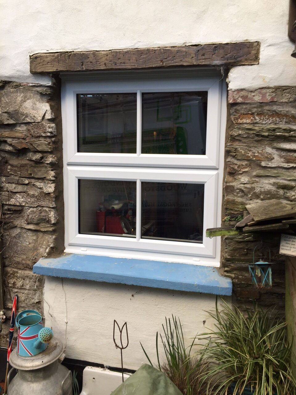 upvc windows fitted in Georgeham in North Devon