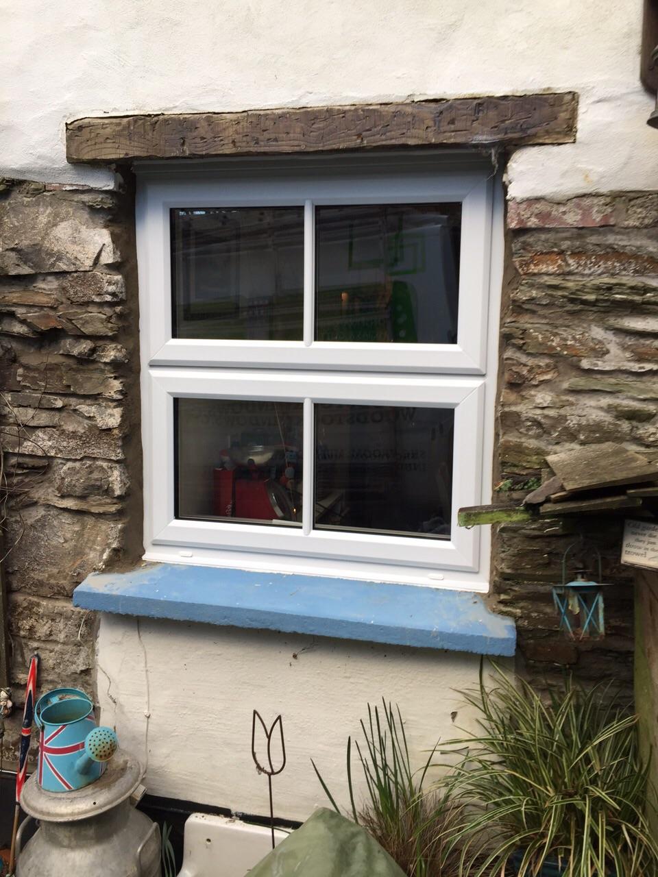 upvc windows fitted in Georgeham in North Devon